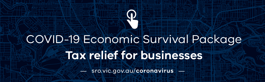 Economic survival package - tax relief for businesses