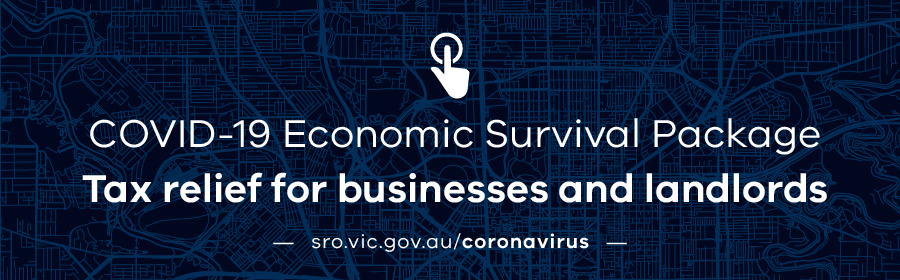 Economic survival package - tax relief for businesses and landlords